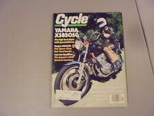 DECEMBER 1979 CYCLE MAGAZINE,YAMAHA XS850SG,MUGEN ME360R,CAN-AM QUALIFIER 400,