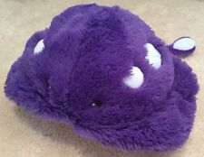 Squishable Medium Ltd Edition Purple Stingray Sting Ray plush stuffed Retired