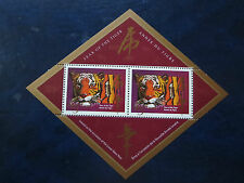 "CANADA STAMPS---#1708a MINT 1998 ""LUNAR NEW YEAR--TIGER""  SOUVENIR SHEET"