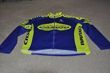 NALINI TEAM CICLI CASARI CYCLING JACKET MEN SIZE 3