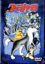 BALTO La Leggenda del Cane Lupo DVD Cartoons FILM SEALED