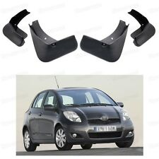 Car Mud Flaps Splash Guard Fender Mudguard for Toyota Yaris Hatchback 2006-2011