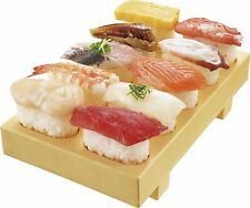 NIGIRI SUSHI MAKER - 10 NIGIRI SUSHI MOLD, VERY EASY 4 STEPS - MADE IN JAPAN