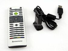 Lenovo  RC2604315/01BG  Media Center Remote Control USB IR Receiver OVU710018/01