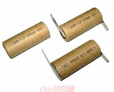 A LiFePO4 LiFe 26650 3.2V 2300mAh  Rechargeable Battery HP 20C/46A discharging