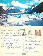 USA - Alaska - The Beautiful Portage Glacier (S-L XX140)