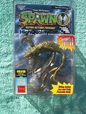 VIOLATER Special Action Figure, Spawn, Todd McFARLANE,w/comic, Limited
