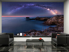 Milky Way over the Sea  Wall Mural Photo Wallpaper GIANT DECOR Paper Poster