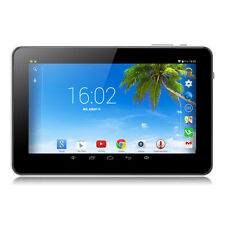 "iRulu 9"" New Google Android 4.4 Kitkat Quad Core GMS Tablet PC Dual Camera 16GB"