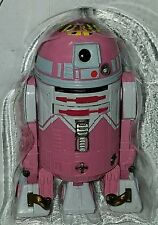 Star Wars QT-KT Pink Astromech Droid Factory Disney Pack EE Exclusive Clone Wars