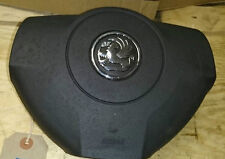 VAUXHALL VECTRA C ESTATE 2007 FACELIFT STEERING WHEEL AIRBAG 13203887