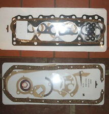 FORD Cortina Mk1 & Corsair  HEAD & SUMP (COMPLETE ENGINE GASKET SET)  (1962- 66)