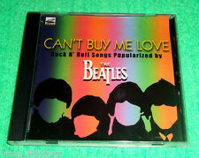 PHILIPPINES:SONGS AS POPULARIZED BY THE BEATLES,CAN'T BUY ME LOVE,VCD,VIDEOKE