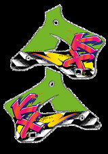 Rad Decals (95) Kawasaki KX 125 250 1994 to 1998 Graphics Stickers KX125 KX250