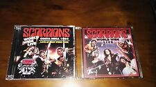 Scorpions / World Wide Live : Costa Mesa 1984 ORG Limited 2CD+DVD-R A6