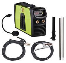 130 Amp 115/230V Dual Voltage Stick Welder IGBT Welding Soldering Machine