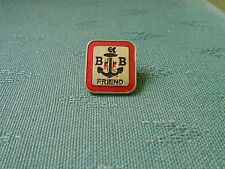 BOYS BRIGADE - FRIEND PIN BADGE