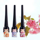 Cute Black Waterproof Liquid Eye Liner Pen Makeup Cosmetic
