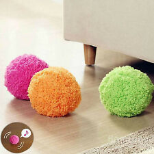 Mini Microfiber Mop Automatic Rolling Ball Electric Cleaner Floor Sweeper