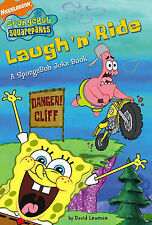 Laugh 'n' Ride (SpongeBob SquarePants), Nickelodeon, New Book