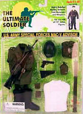 THE ULTIMATE SOLDIER - U.S. ARMY SPECIAL FORCES MAC-V ADVISOR - ACCESSORY KIT