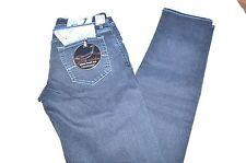 NEW JACOB COHEN  Denim Jeans Cotton  Elastane Size 33 Us  49  Eu Mod. PW622
