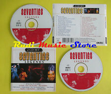 CD SEVENTIES LEGENDS compilation 2004 CHIC GAYNOR MAYFIELD (C6) no mc lp dvd vhs