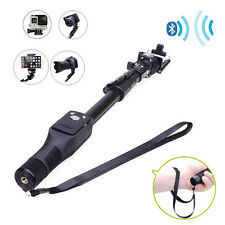 Bluetooth Selfie Stick Extendable Handheld Tripod Monopod For Phone Camera