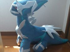"Pokemon Plush Dialga Big 26"" Doll Tomy Heartland stuffed UFO figure toy palkia"