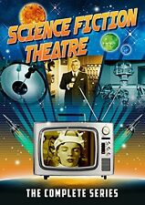 Science Fiction Theatre Complete Series TV DVD Set Season Collection Episode Lot