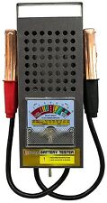 Bastex BT-100 6V/12 100 Amp Battery Load Tester with Heavy Duty Insulated Copper