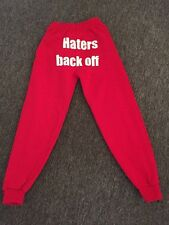 Miranda Sings Red Joggers Haters Back Off New Children's