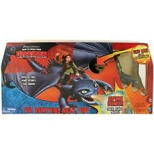 How to Train Your Dragon Fire Breathing Night Fury Riders of Berk Night Fury