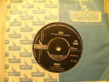 CHER SUNNY / SHE'S NO BETTER THAN ME Liberty 12038