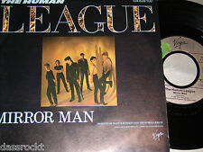 "7"" - Human League / Mirror Man & You remind me of Gold - 1982 # 2601"