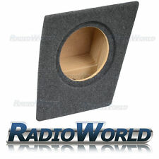 "Skoda Octavia 2 Estate Custom Fit MDF 10"" Sub Box Subwoofer Enclosure Bass"