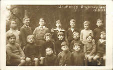 Hampstead. St Mary's School, England's Lane Class Group 19 X 13. N.E.P.Kay.