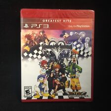 Kingdom Hearts HD 1.5 Remix Greatest Hits (Sony Playstation 3, 2013)