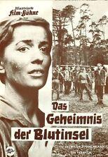 IFB 7151   DAS GEHEIMNIS DER BLUTINSEL   Barbara Shelley   Topzustand