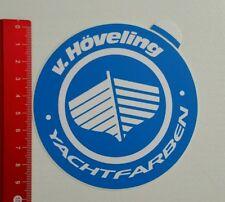 Pegatina/sticker: V. höveling yachtfarben (250516173)