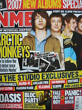 NME 6/1/07 - ARCTIC MONKEYS - FALL OUT BOY - OASIS