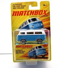 Matchbox Lesney Edition '70 Volkswagen T2 Classic Bus Blue/White