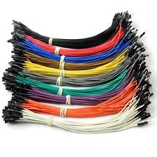 40pcs×20cm female to male Dupont Dupont Wire Color Jumper Cable For Arduino BDRG