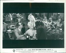 1954 Lucky Me Original Press Photo Doris Day Robert Cummings