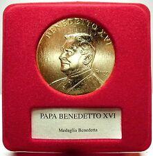 Papal States (Benedetto XVI) Medaglia Benedetta,Senesi Acqua