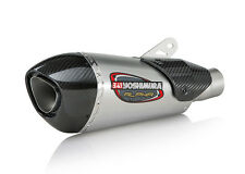YAMAHA FZ-10 MT-10 2017 YOSHIMURA ALPHA T SLIP ON SS SS EXHAUST 13100 BP520 SF