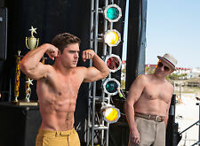 PHOTO DIRTY PAPY - ZAC EFRON & ROBERT DE NIRO  - 11X15 CM # 1