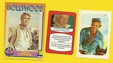 George Peppard Fab Card Collection Banacek The A Team  The Carpetbaggers A