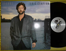 ERIC CLAPTON, AUGUST, LP 1986 GERMANY EX+/EX GATEFOLD/SL