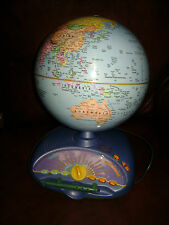 LEAP FROG INTERACTIVE TALKING SMART GLOBE EXPLORER EUREKA CHALLENGE